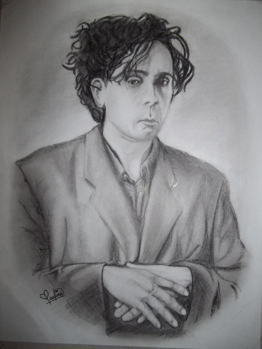 Tim Burton by PauTurner